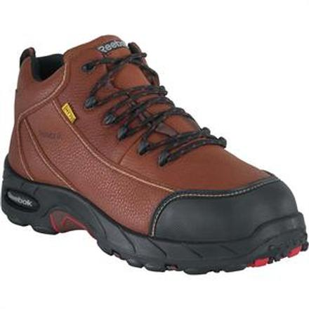 cfa6b3c808e Reebok Composite Toe Internal Met Guard Hiker Work Shoe