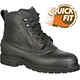 QUICKFIT Collection: Lehigh Safety Shoes Swampers Unisex Steel Toe Waterproof 100g Insulated Work Shoe, , small