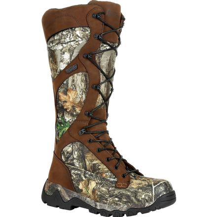 Rocky Red Mountain Waterproof Snake Boot
