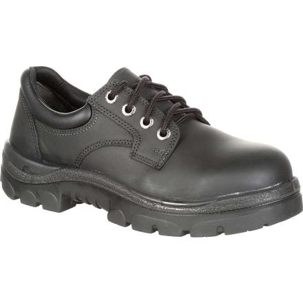 Steel Blue Eucla Steel Toe Static-Dissipative Work Oxford