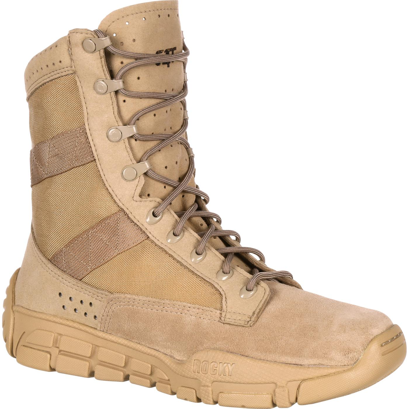 Rocky C4T Trainer Military Duty Boot 81886abf9