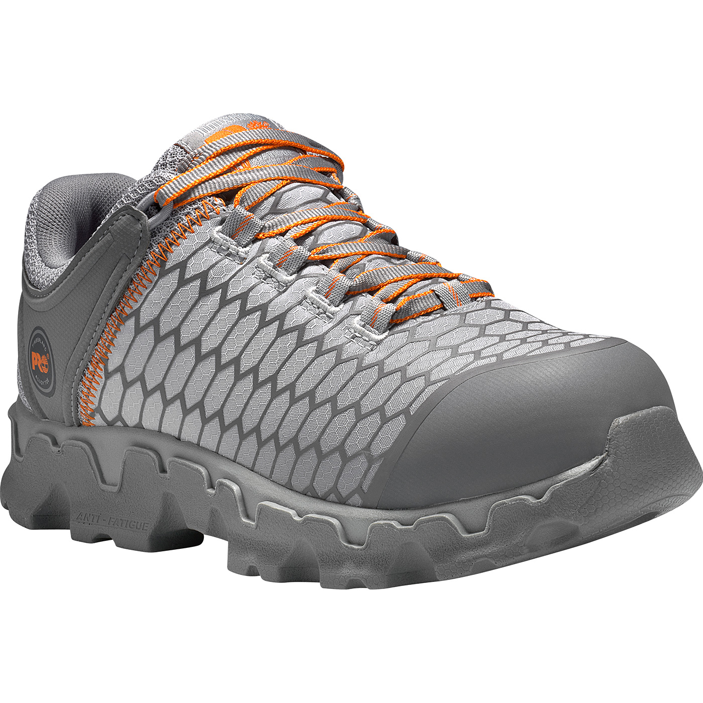 b2fb2ac13f7 QUICKFIT COLLECTION: Timberland PRO Powertrain Sport Women's CSA Alloy Toe  Static-Dissipative Work Shoe