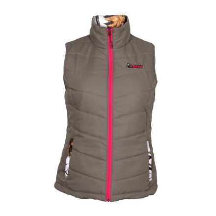 Rocky Women's Quilted Vest, SLATE, large