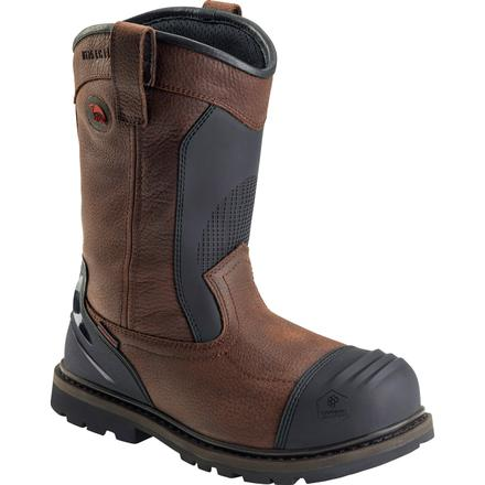 82f5be43faa Avenger Men's 11 inch Metatarsal Guard Carbon Nanofiber Toe  Puncture-Resistant Waterproof Work Wellington