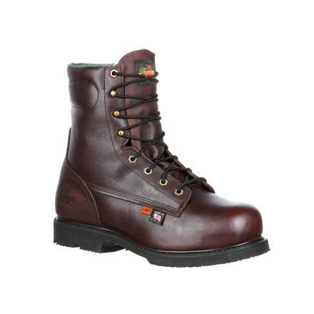 ae4db85868f Thorogood I-MET2 Steel Toe Internal Metatarsal Guard Work Boot