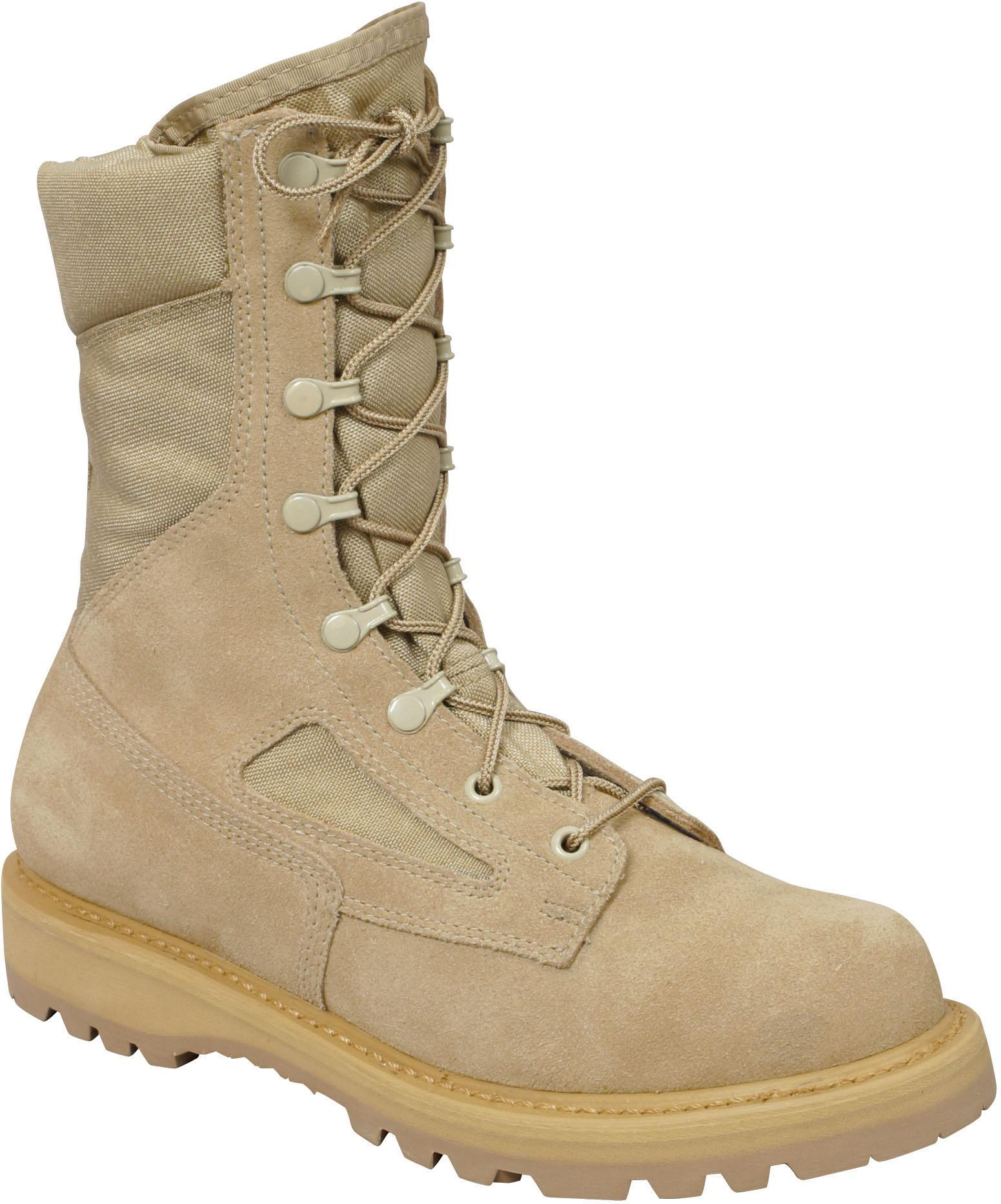 bbf6ef7f0a9 Rocky Hot Weather Military Duty Boot