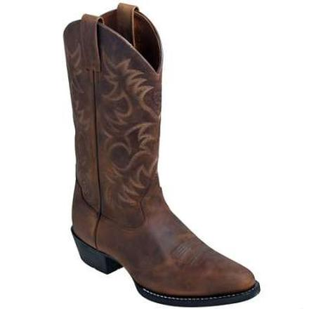 Ariat Heritage R Toe Western Boot