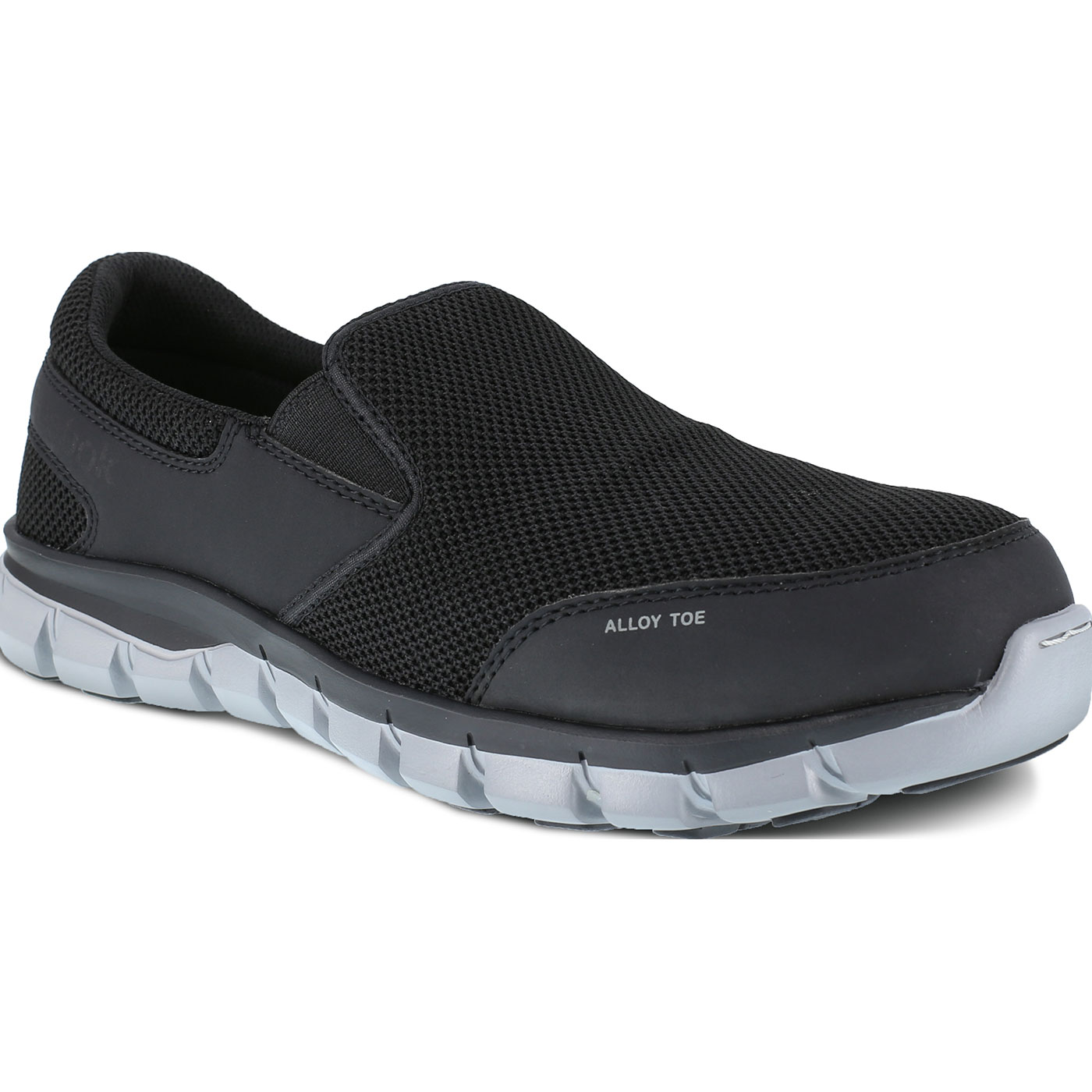 d77a0ff1f86d Reebok Sublite Cushion Work Men s Alloy Toe Electrical Hazard Work Athletic  Oxford Slip-on Shoe