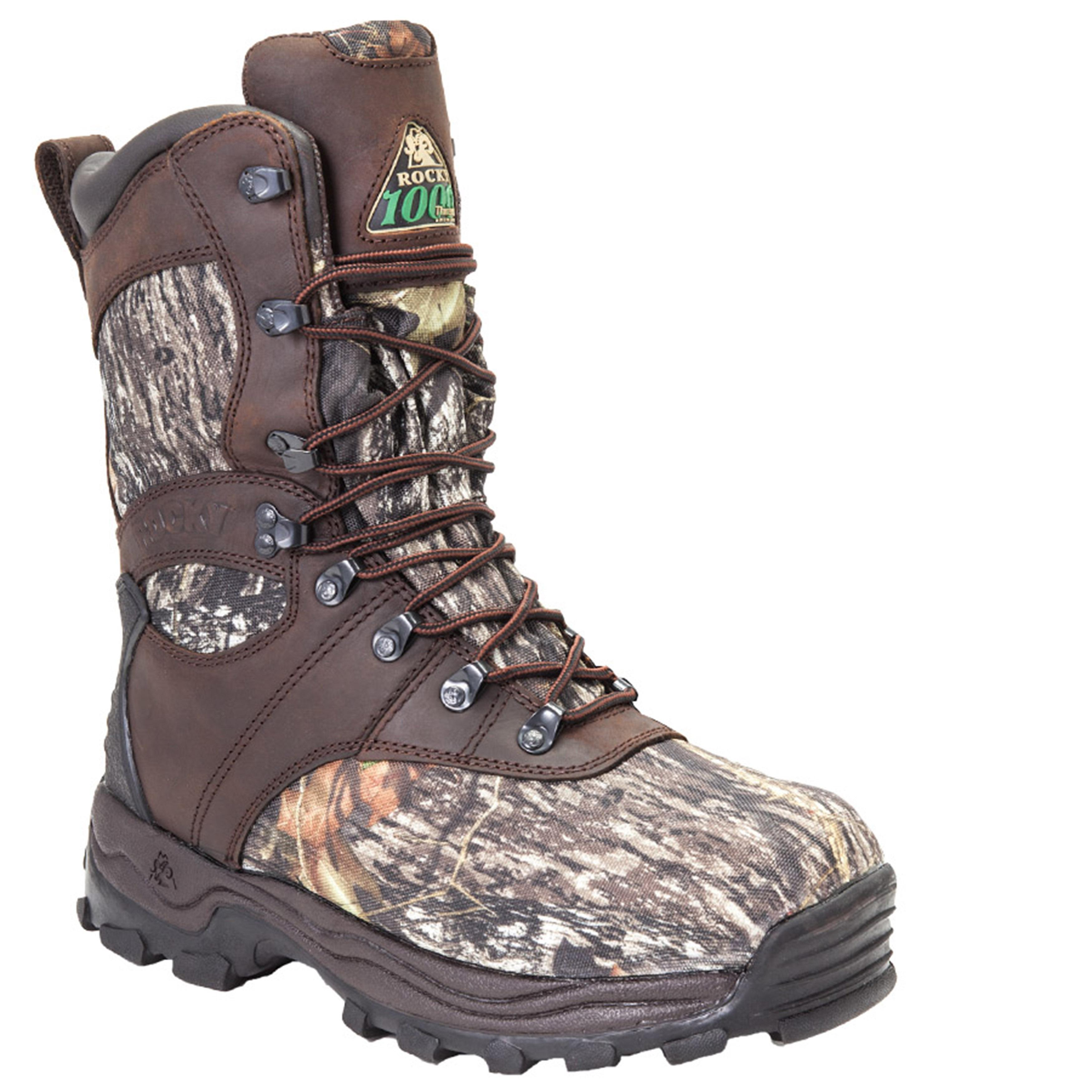 9a0dcd4ae37 Rocky Sport Utility Max 1000G Insulated Waterproof Boot