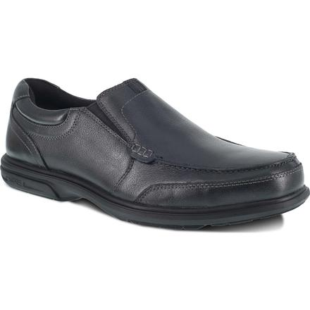 Florsheim Work Loedin Steel Toe Work Slip-On Oxford, , large