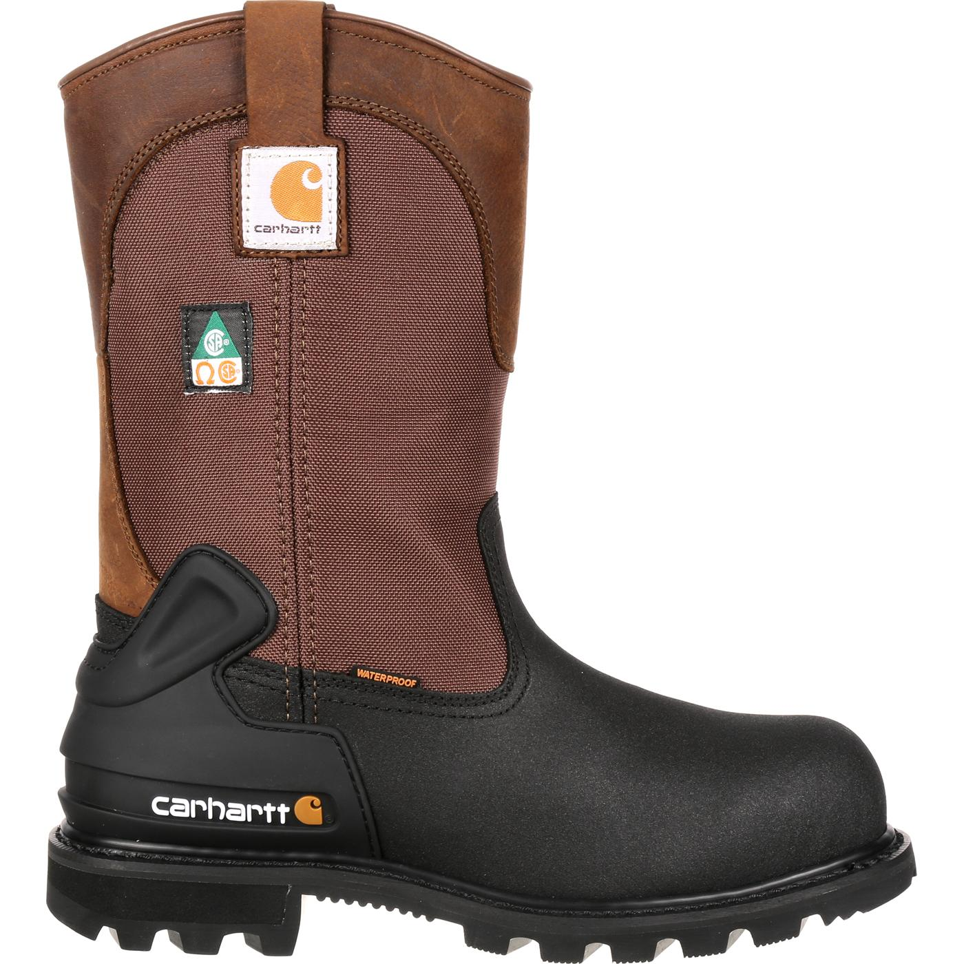 carhartt steel toe csa approved puncture resistant