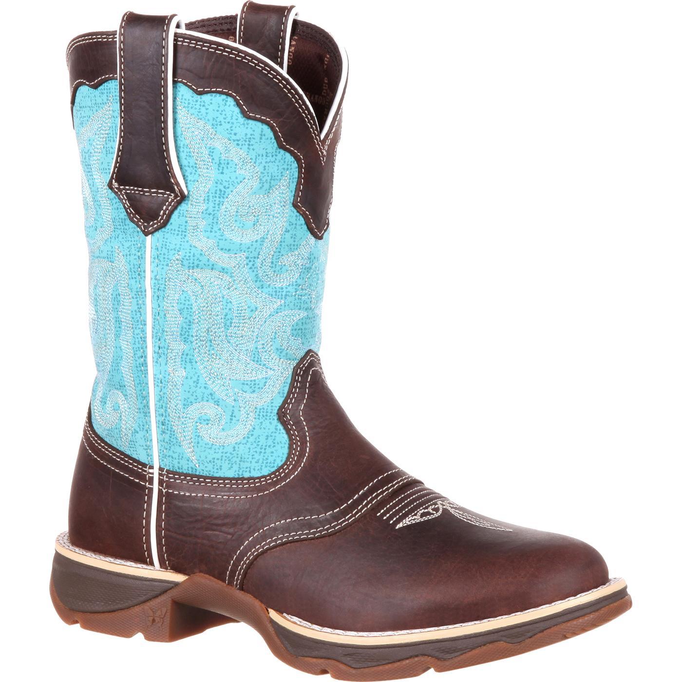 02897ba4041 Lady Rebel by Durango Women's Saddle Western Boot