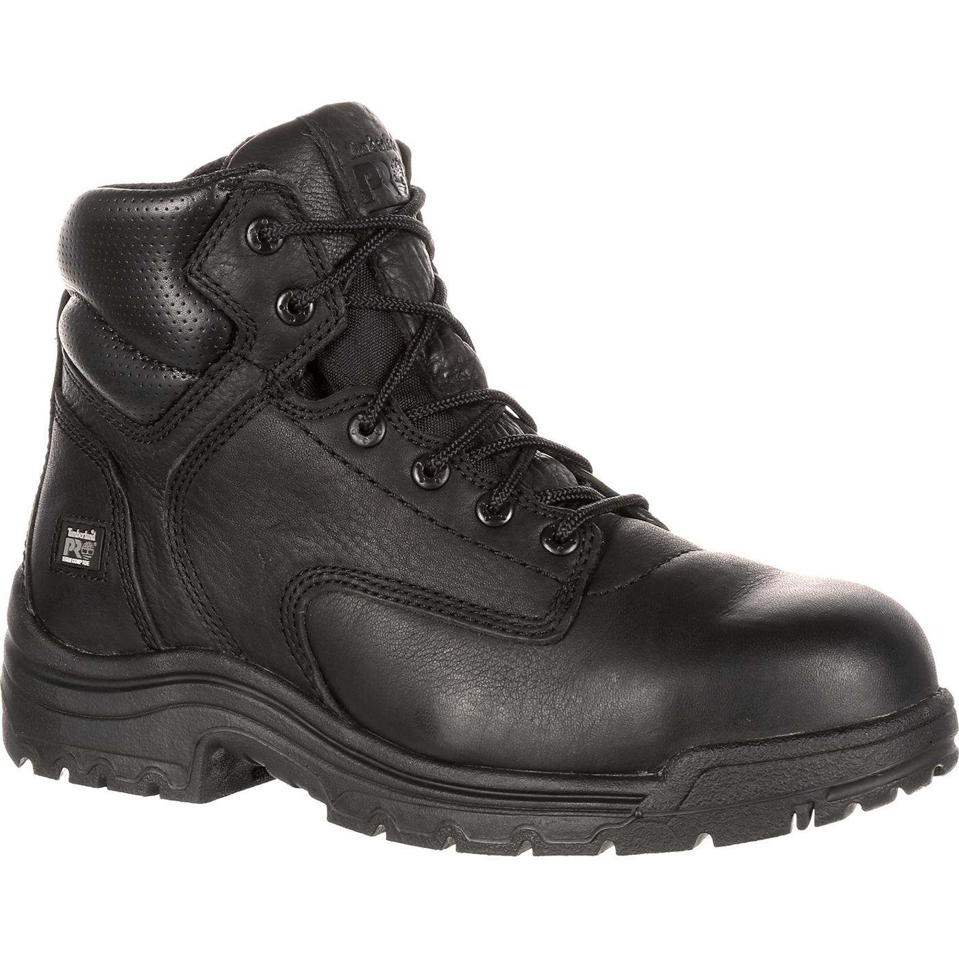 save off store wide selection of colours and designs Timberland Pro Titan Composite Toe Work Boots