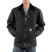 Carhartt Sandstone Ridge Sherpa-Lined Coat, , medium