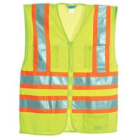 Berne Hi-Vis Multi-Color Vest, , large