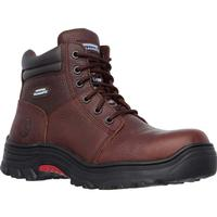 SKECHERS Work Relaxed Fit Burgin Composite Toe Puncture-Resistant Work Boot, , medium