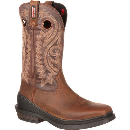 Rocky OutRidge One-Ton Western Boot, , large