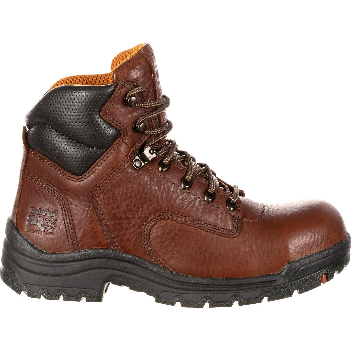 2e859bdf34d Timberland PRO TiTAN Women's Alloy Toe Work Boot
