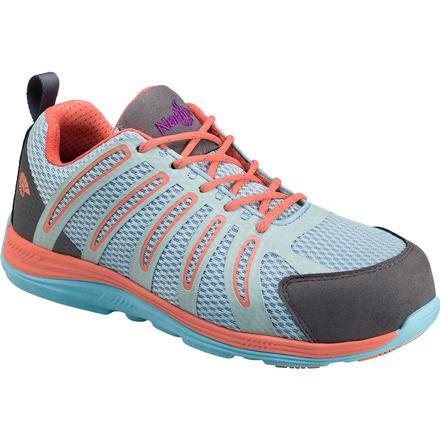 Nautilus Women's Carbon Fiber Toe Slip-Resistant Work Athletic Shoe, , large