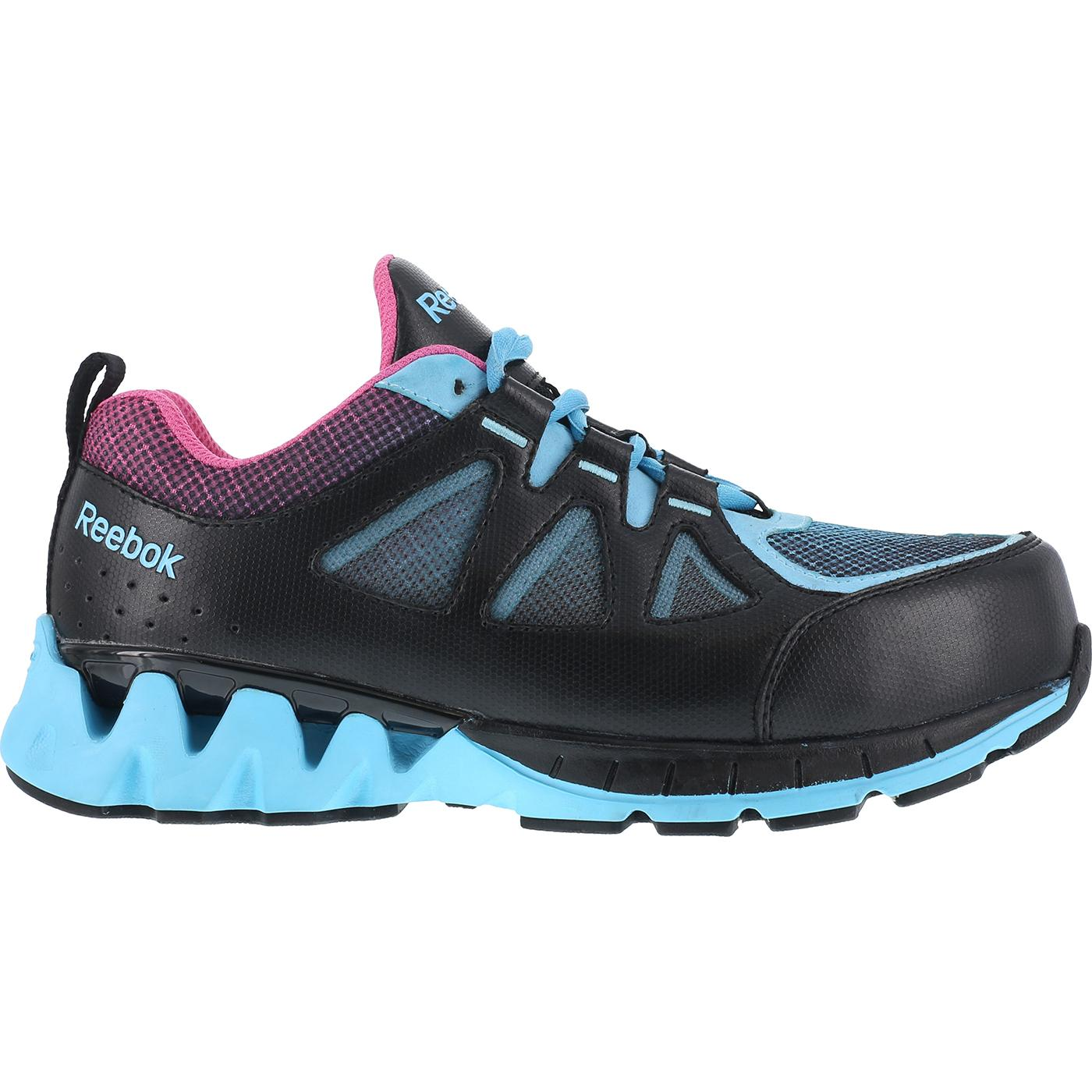 d06f73cde29128 Images. Reebok Zigkick Work Women s Composite Toe Static-Dissipative Work  Athletic Oxford ...