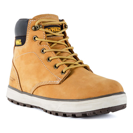 DEWALT® Plasma Men's Steel Toe EH Slip- and Oil-Resistant Work Boot