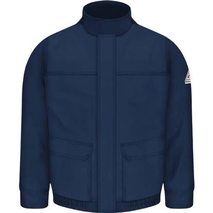 Bulwark EXCEL FR® ComforTouch® Lined Flame-Resistant Bomber Jacket