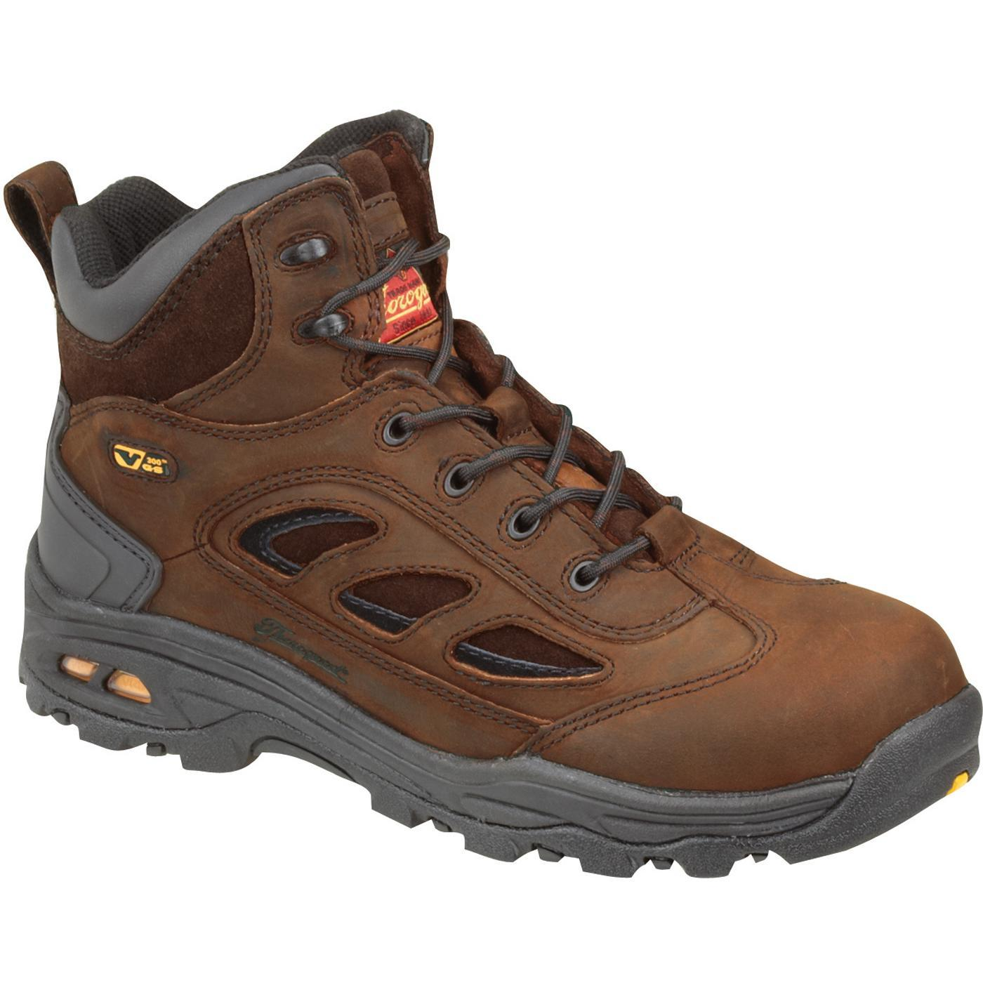 59962ade69d Thorogood VGS Composite Toe SD Hiker Work Shoe