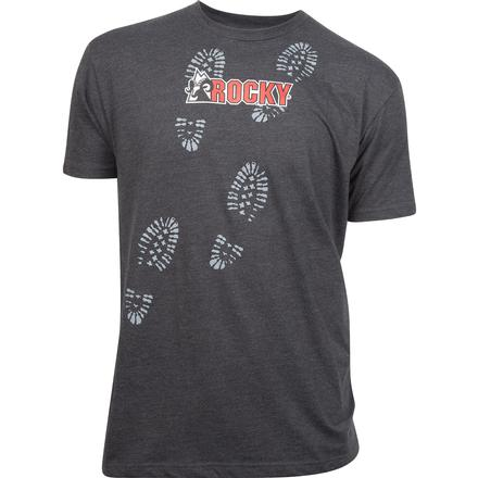 Rocky Men's Bootprint T-Shirt, , large