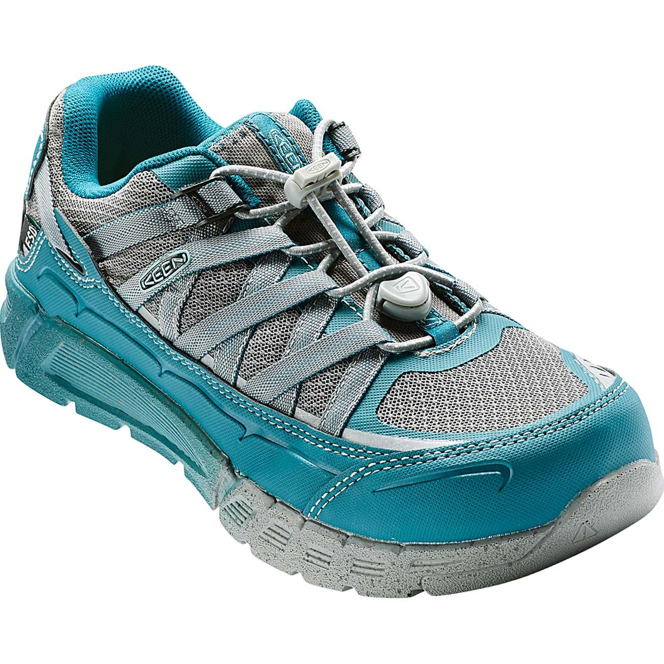 5fadcd0ab4d058 KEEN Utility® Asheville Women s Aluminum Toe Static-Dissipative Work  Athletic Shoe