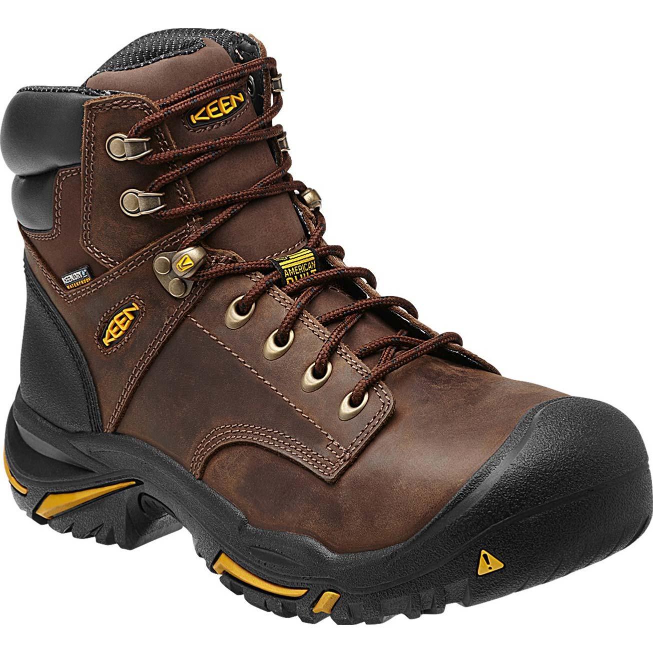 accd097cea KEEN Utility® Mt Vernon Steel Toe Waterproof Work Boot, , large
