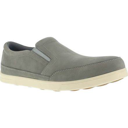 Florsheim Work Stoss Steel Toe Static-Dissipative Work Slip-On Oxford, , large