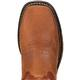 Rocky Original Ride Steel Toe Waterproof Western Boot, , small