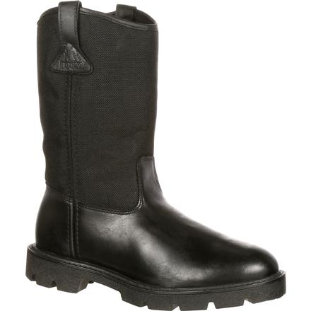 Rocky Warden Pull-On Wellington Duty Boot, , large