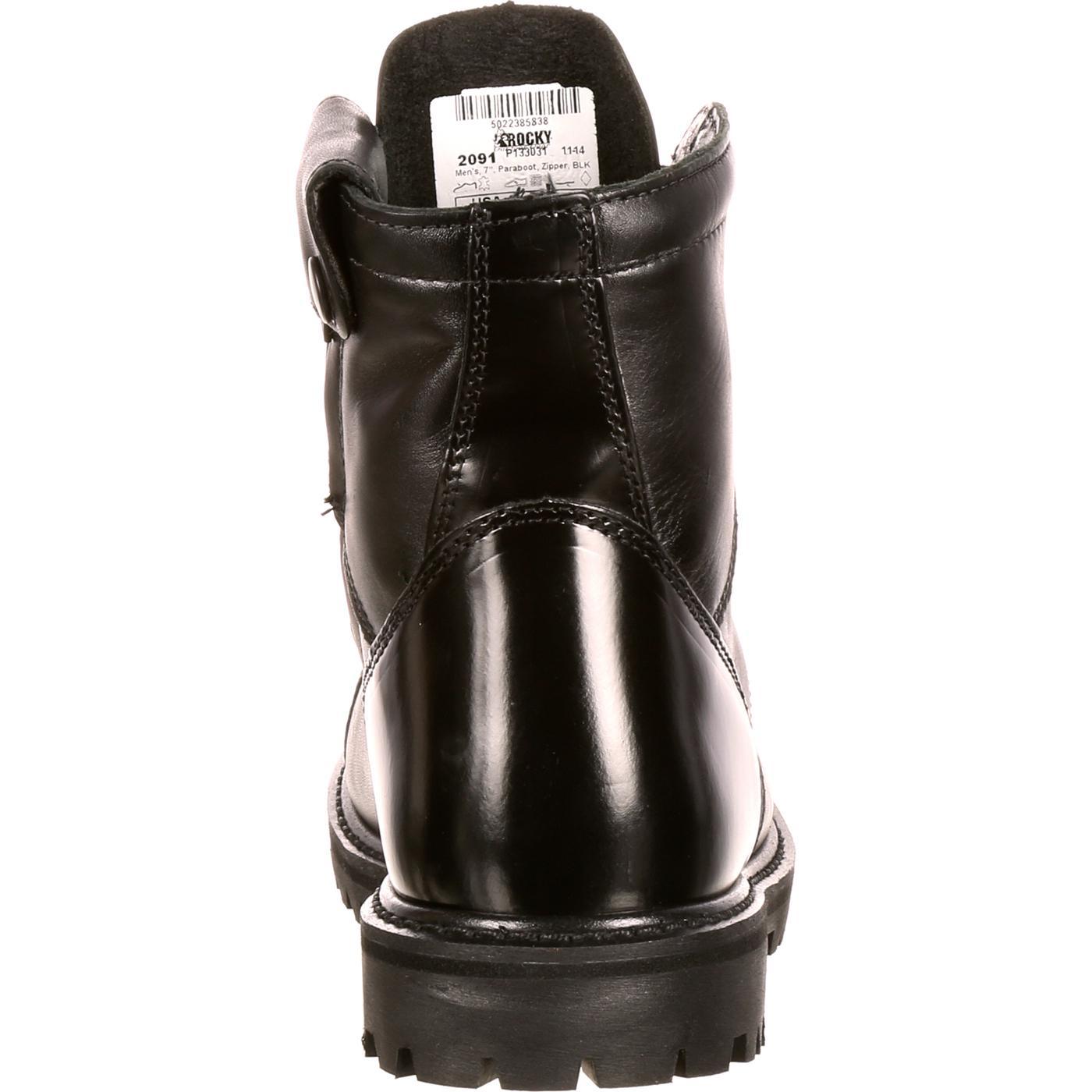 14a420ff9c5 Rocky Side Zipper Jump Boot