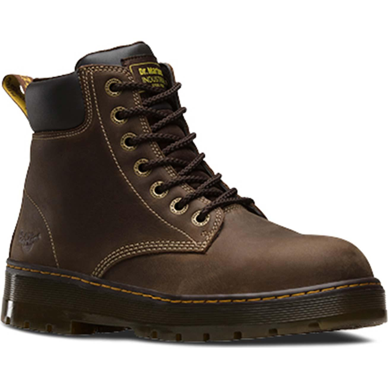 Dr. Martens Boots & Shoes. Dr. Klaus Martens invented the Air Cushion Sole in , and a legend was born. Instrumental in revolutionary style and embraced by every culture, Doc Martens boots and shoes for women and men are the perfect combination of classic style and premium comfort.