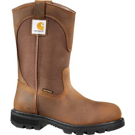 Carhartt Traditional Welt Women's Steel Toe Waterproof Work Wellington