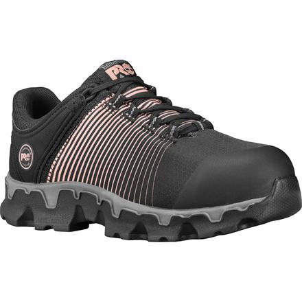 Timberland PRO Women's Powertrain Sport CSA-Approved Alloy Toe Static-Dissipative Athletic Work Oxford