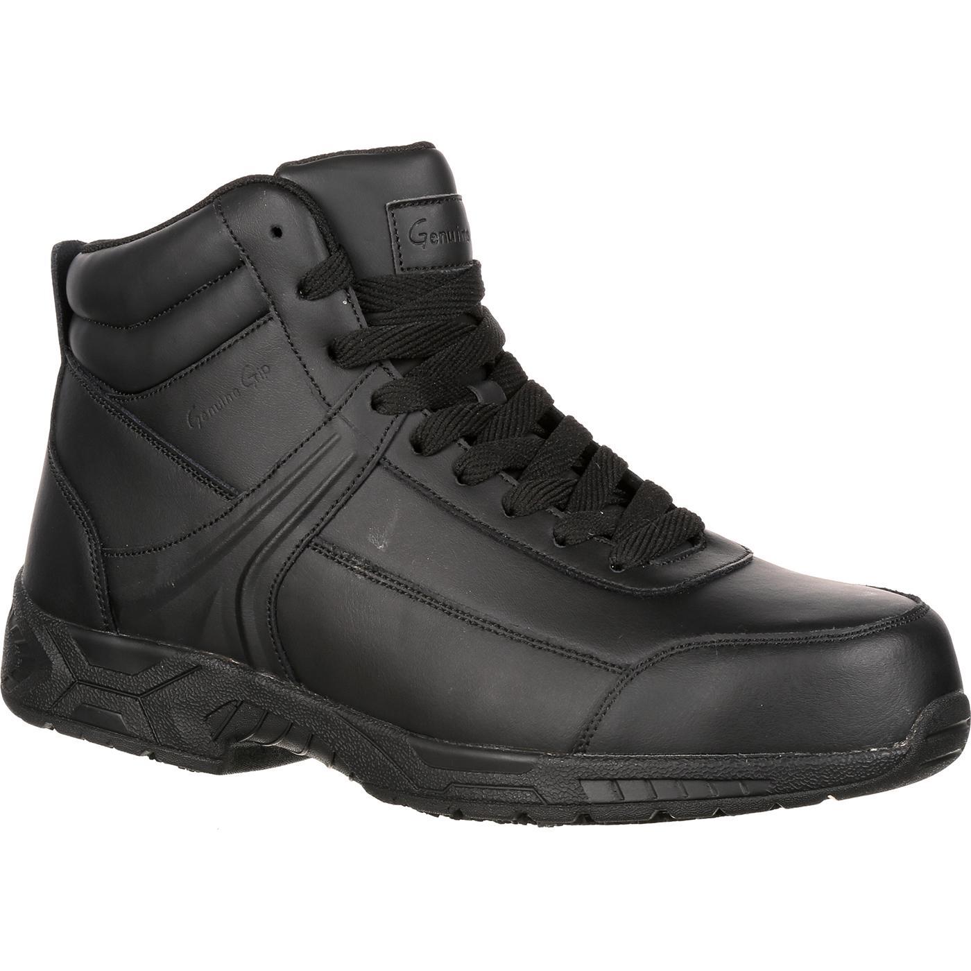 Genuine Grip Unisex Steel Toe Athletic High-Top Work Shoe abb703405