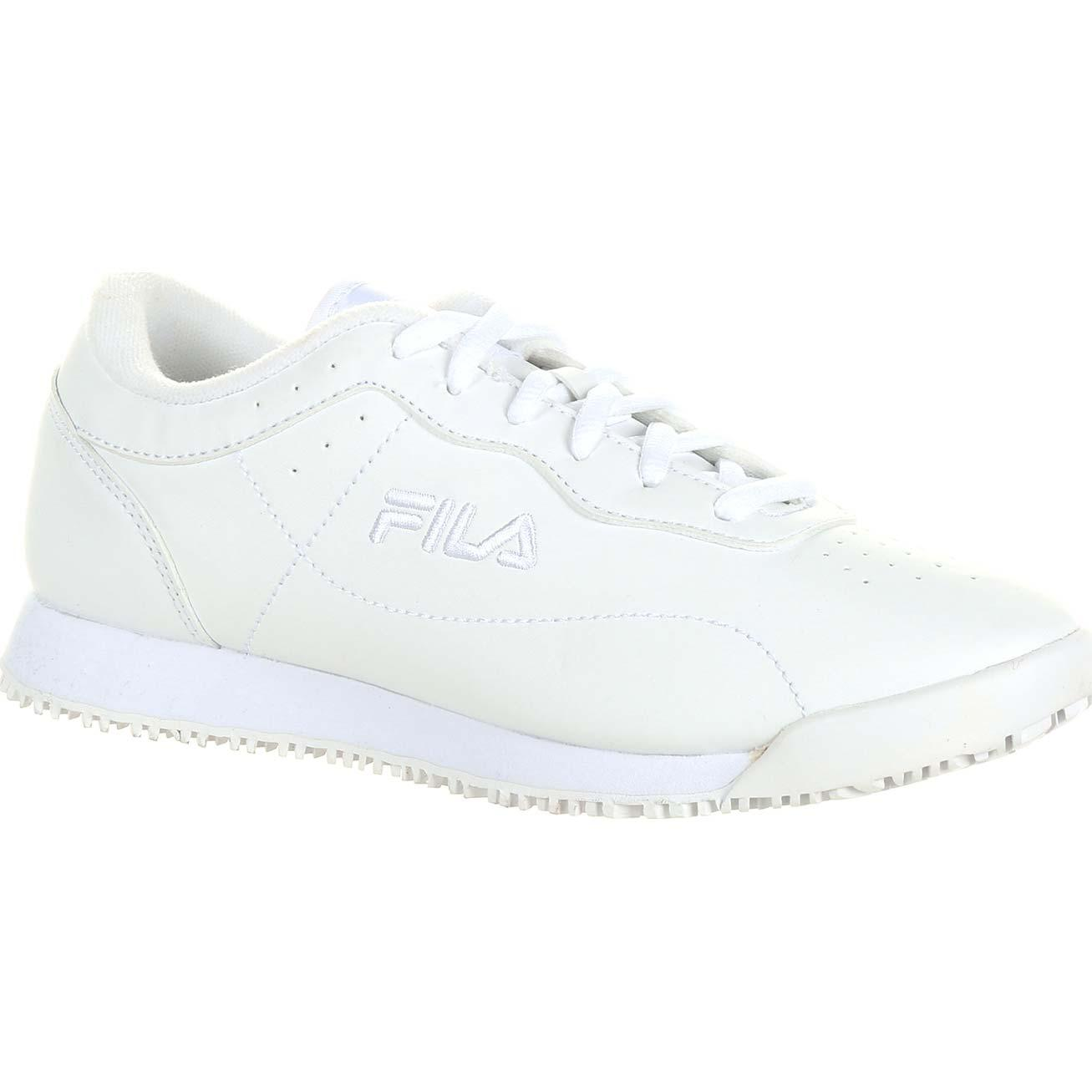 08805f4fef Fila Memory Viable Women's Slip-Resistant Work Athletic Shoe