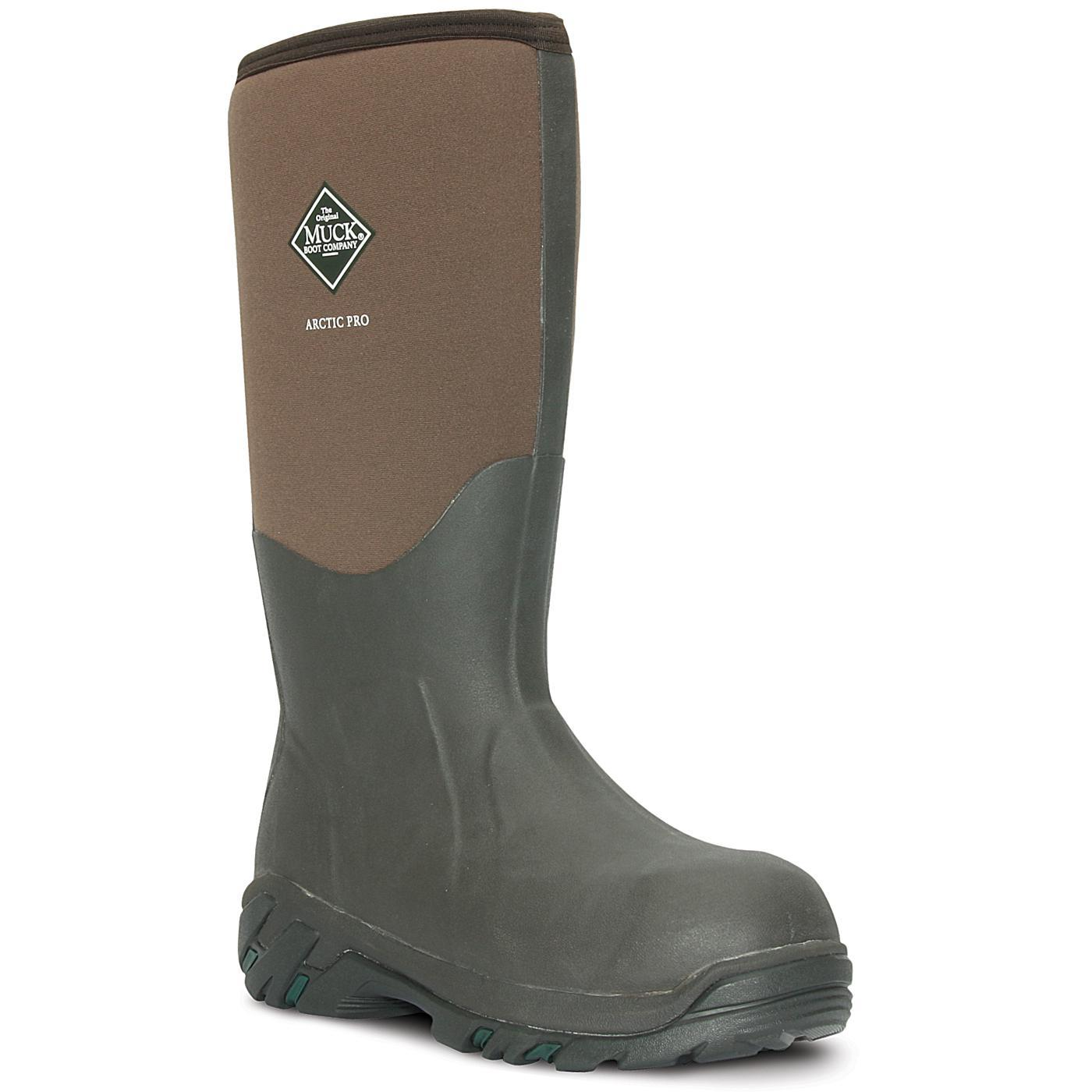 a93154acf37 Muck Arctic Pro Waterproof Insulated Outdoor Boot