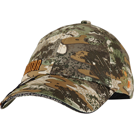 Rocky Men's Venator Flex-fit Hat, Rocky Venator Camo, large