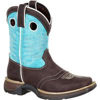 Lil' Rebel by Durango Little Kid's Western Saddle Boot, , medium