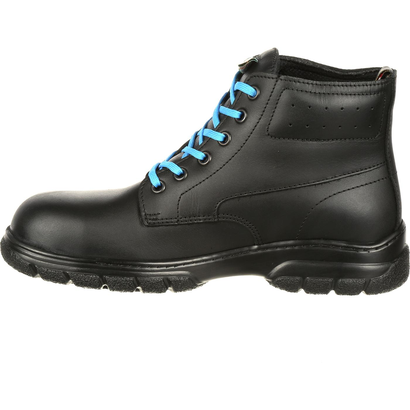 74850a20cf1 Mellow Walk Maddy Women's Steel Toe CSA-Approved Puncture-Resistant Work  Chukka