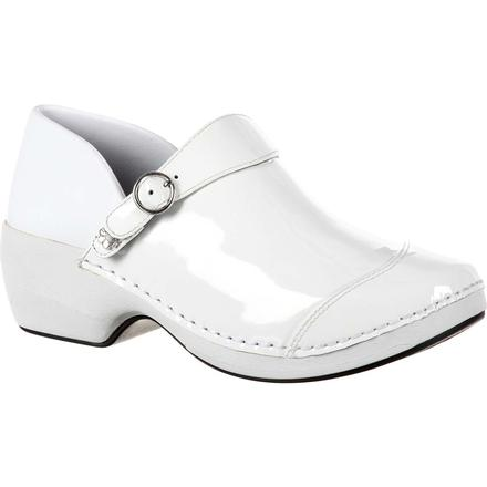 4EurSole Inspire Me Women's Patent Leather Clog