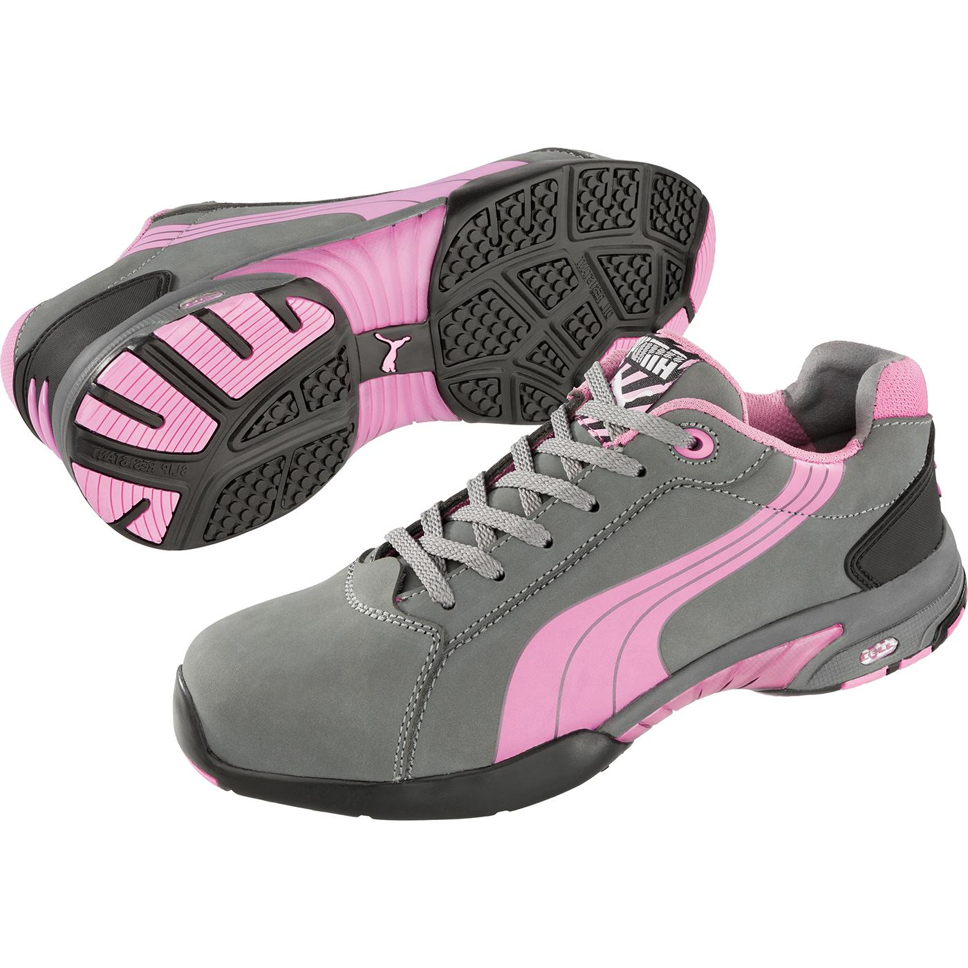 e82a0cc9345 Images. Puma Miss Safety Balance Women s Steel Toe Static-Dissipative Work Athletic  Shoe ...