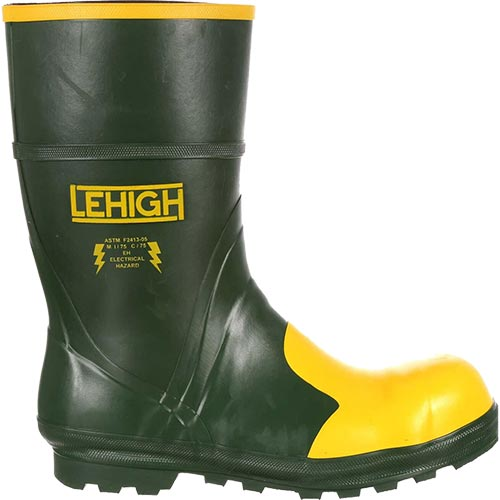 Lehigh Safety Shoes Dielectric Boot