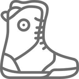 Work Boots Icon