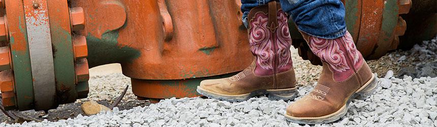 womens composite toe shoes