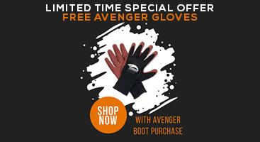 Avenger Glove Promotion